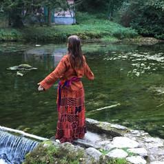 Víla u pramene řeky Bosny