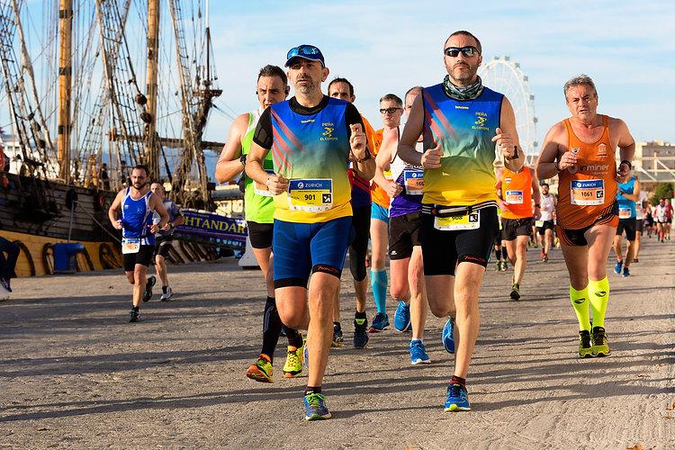 Plan d'entraiement pour semi marathon 4 séances pendant 12 semaines