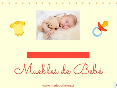 Muebles de bebé a medida