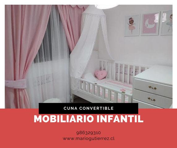 Mobiliario infantil a medida