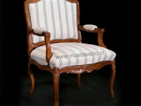Tapizado mueble clásico