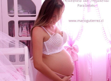 ¿está embarazada? ¡felicidades!