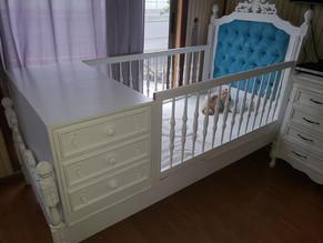 Cuna para Bebé Mila