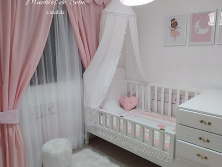 Claves para decorar el dormitorio del bebé