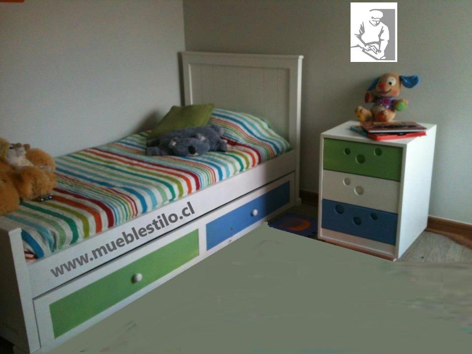 cama infantil bebe