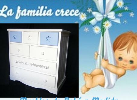 Cómodas dormitorio Infantil