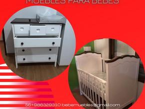 Muebles dormitorio de bebés a medida