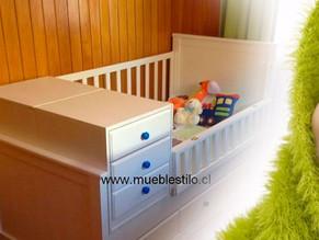 fabricación cunas para bebés, cunas seguras  solidas, confortables
