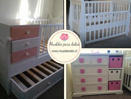 Muebles Para Bebés de Madera