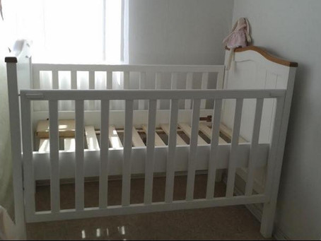 Cuna Para Bebé Pamela