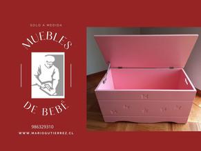 Muebles especiales para un ser especial su bebé