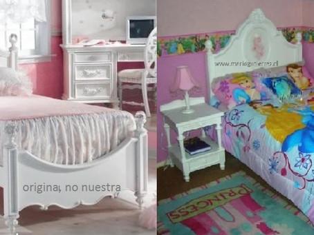 Replicas en muebles de Madera