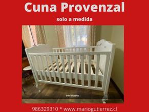 Cuna Provenzal, Baranda Deslizable