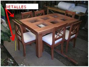 Muebles con defecto de fabricación