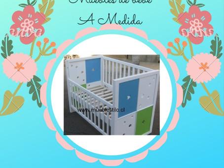 Muebles de madera para bebés