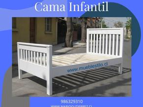 Cama Infantil Mary