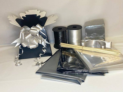 Make your own chocolate bouquet kit Black