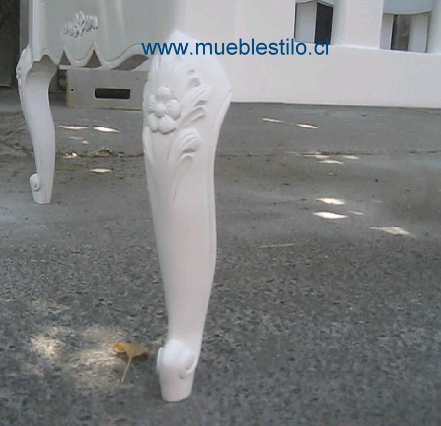 cuna provenzal tallado pata