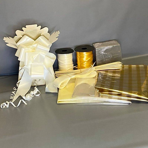 Make your own chocolate bouquet kit Gold