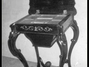 mueble de costuras