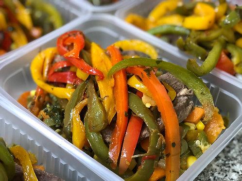 Almuerzo y Cena Dieta del Metabolismo Acelerado SEMANAL