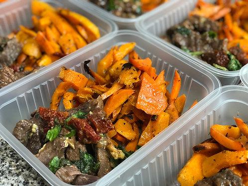 RENOVACIÓN Dieta del Metabolismo Acelerado MENSUAL COMPLETO (4 comidas diarias)