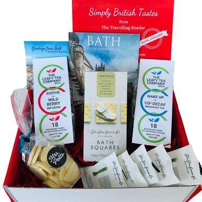 Simply British Tastes Bath