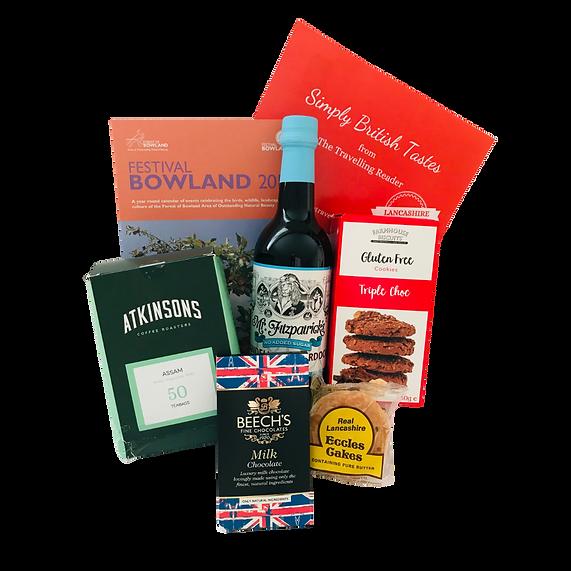 Simply British Tastes