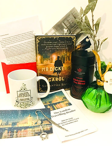 British book subscription box club