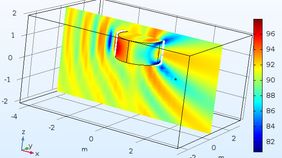 #012: BEM and Optimization in COMSOL Multiphysics 5.3a