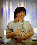 БФ ЦПРОО посетил Специализированный дом ребенка № 5 г. Москвы  07.03.2016