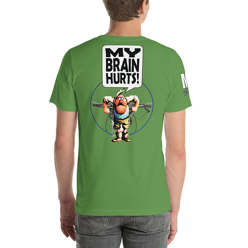 Short-Sleeve Unisex T-Shirt Gumby