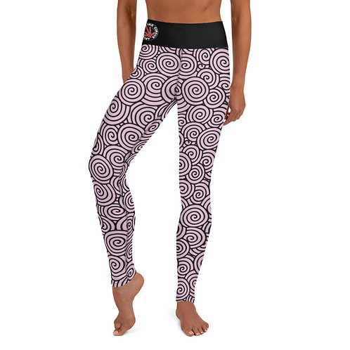 Yoga Leggings AFC Pink