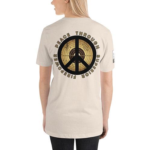 Short-Sleeve Unisex T-Shirt Peace