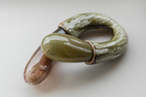 Amorphous Solid Olive