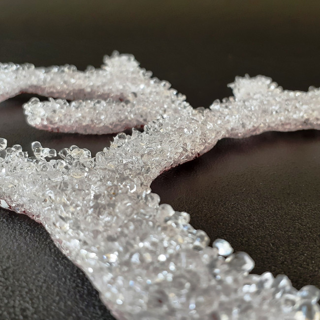 Crystal Stream (detail)