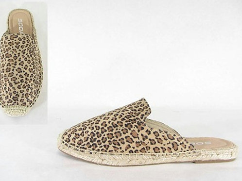Oatmeal Cheetah Shoe!