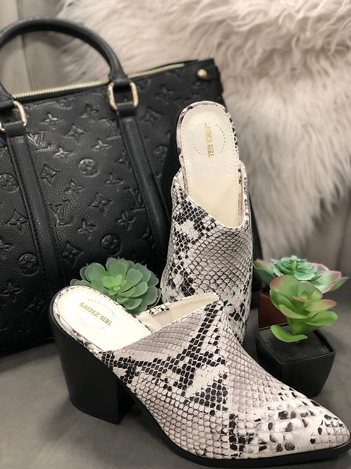 Rider Girl Snake Shoe