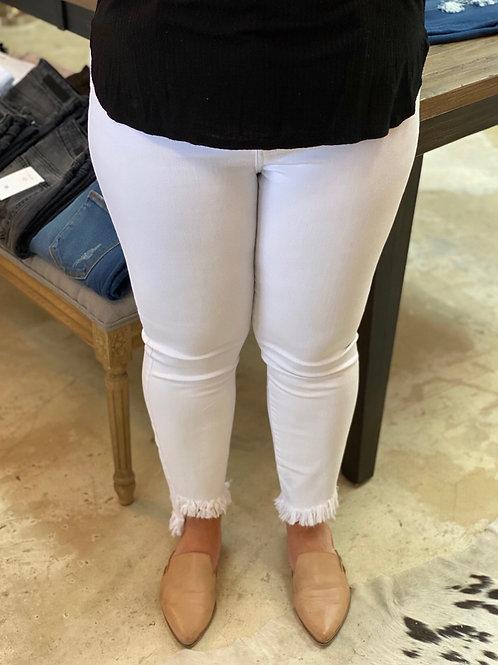 Awesome Cello White Jeans