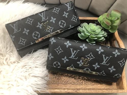 Inspired Black Wallet