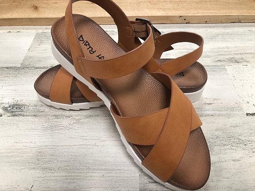 Cognac Shoe