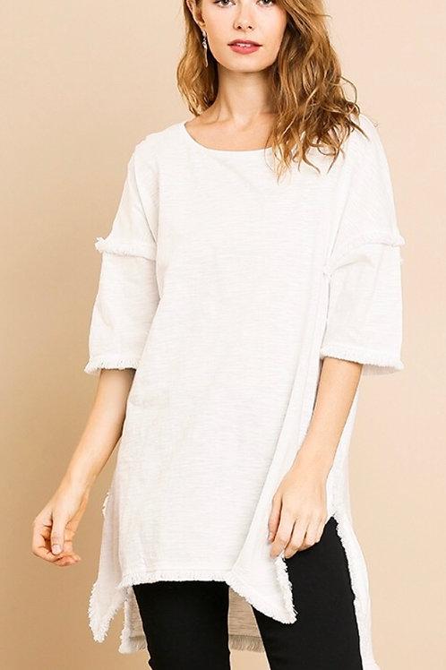 White Bay Dress