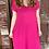 Thumbnail: Hot Pink Maxi Dress