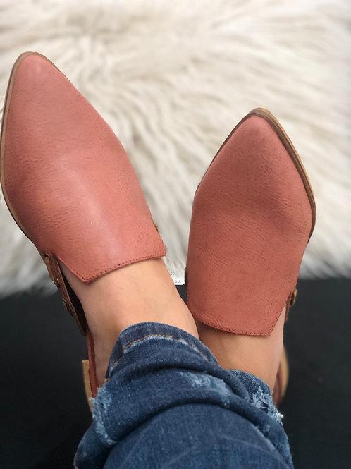 Watermelon Taylor Shoes