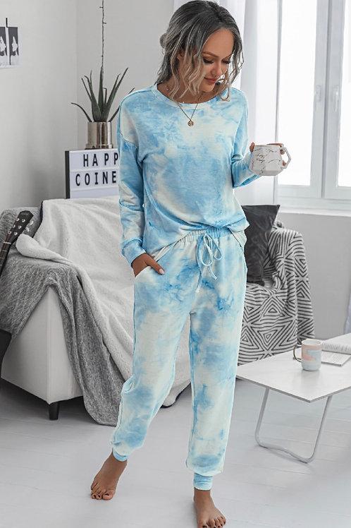 Sky Pajama Set