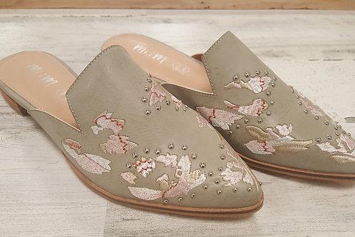 Mint Green Miranda Shoes