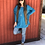 Thumbnail: Oversize Sweater (Turquoise)