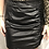 Thumbnail: Pleather Mini Skirt