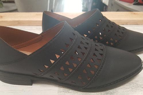 Black Stella Shoes