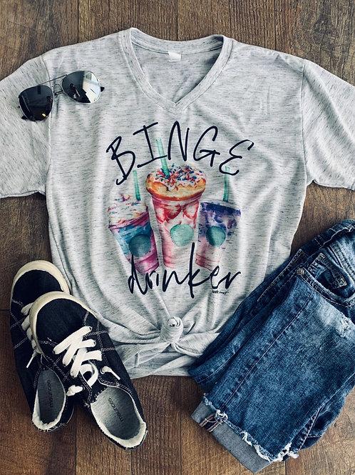 Binge Drinker T-shirt